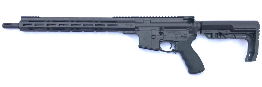 exo rifle black