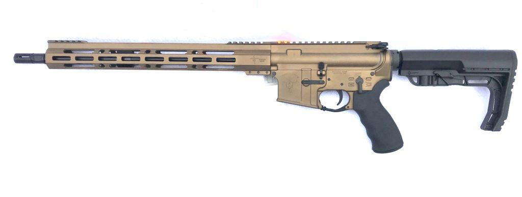 exo rifle burnt bronze