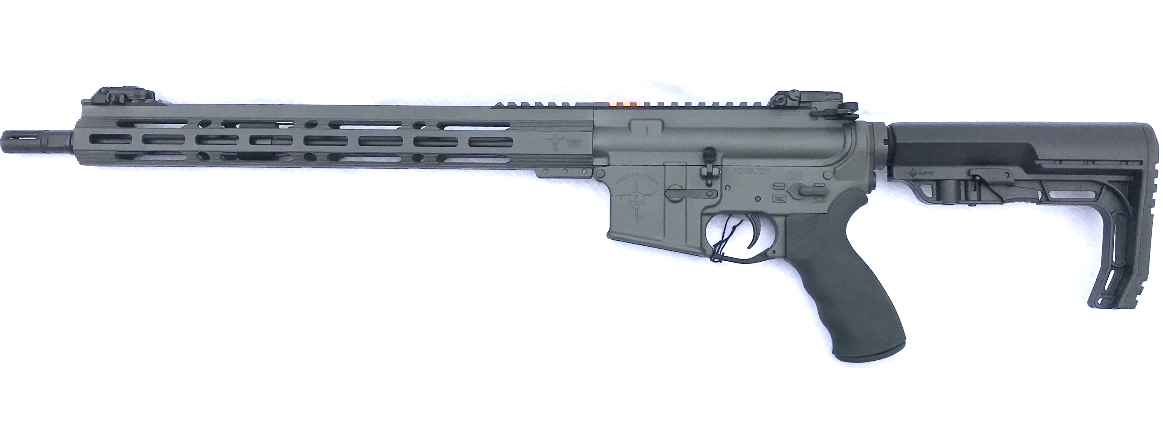exo rifle sig dark gray