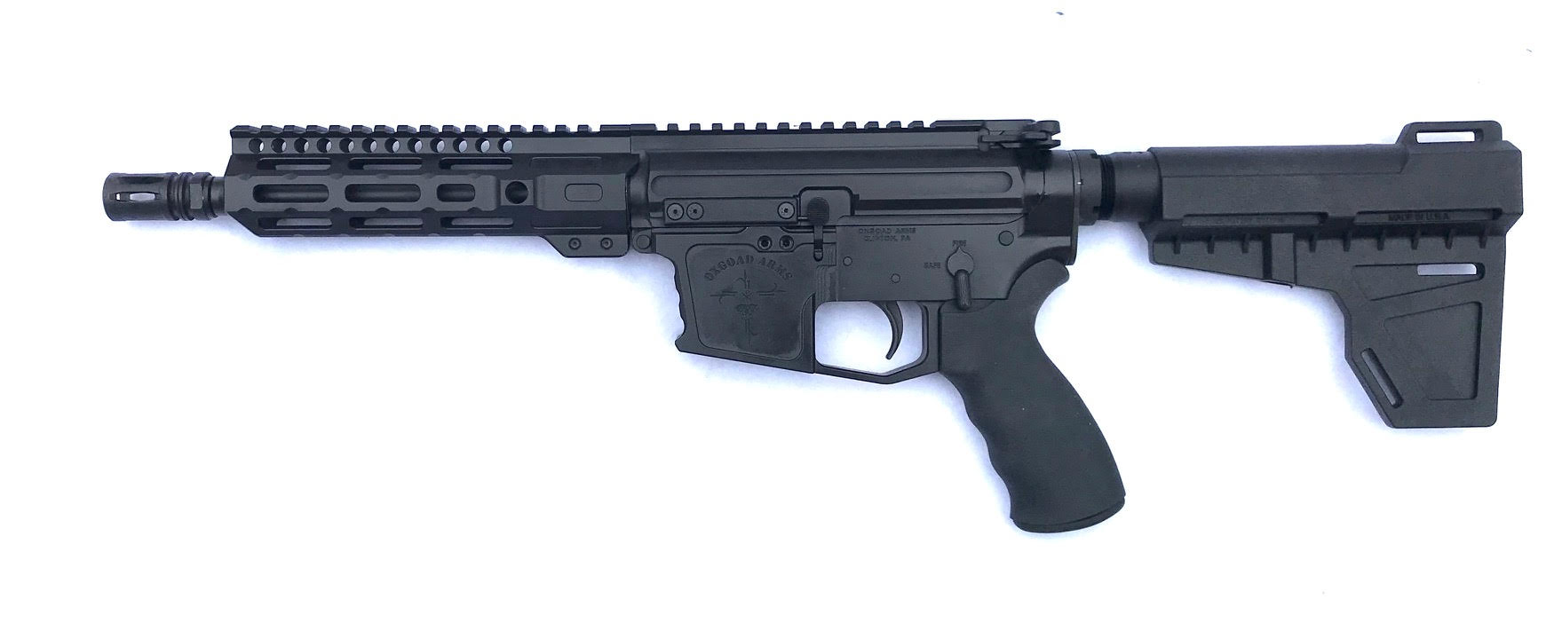 Numbers AR-9 (Pistol) Black